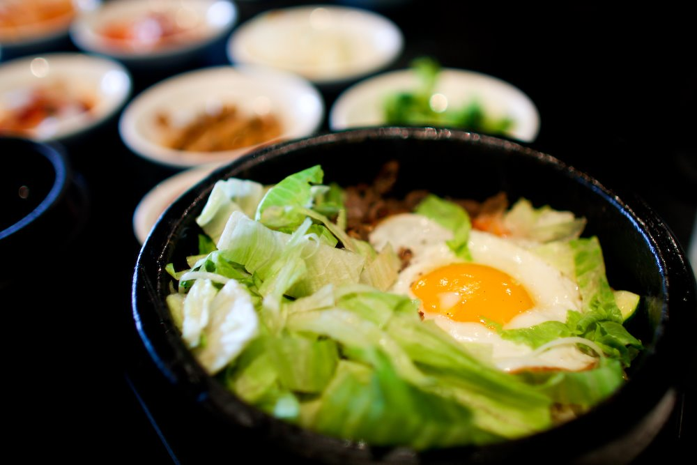 B-Won, Korean Restaurant, Champaign, IL