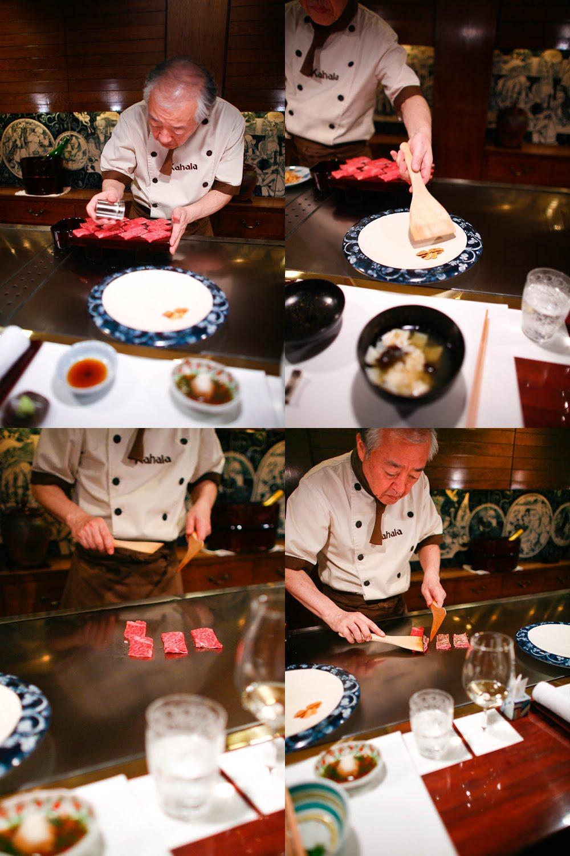 Osaka, Kahala Restaurant