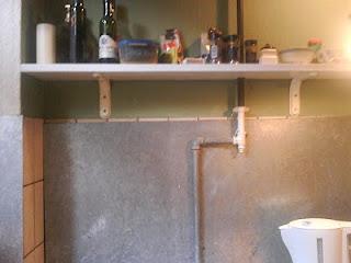 Boligindretning, renovering af køkken, før, www.livingplus.dk
