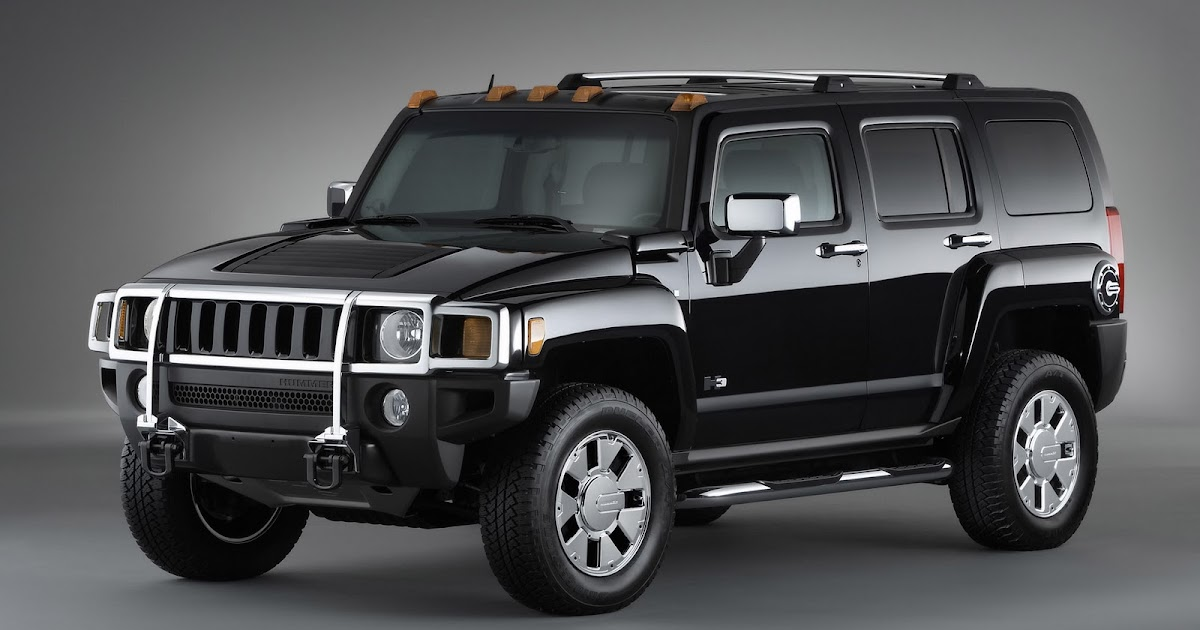My Favourite Car Collection 2011 Hummer H3 Review