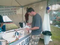 wellfleet oyster tasting