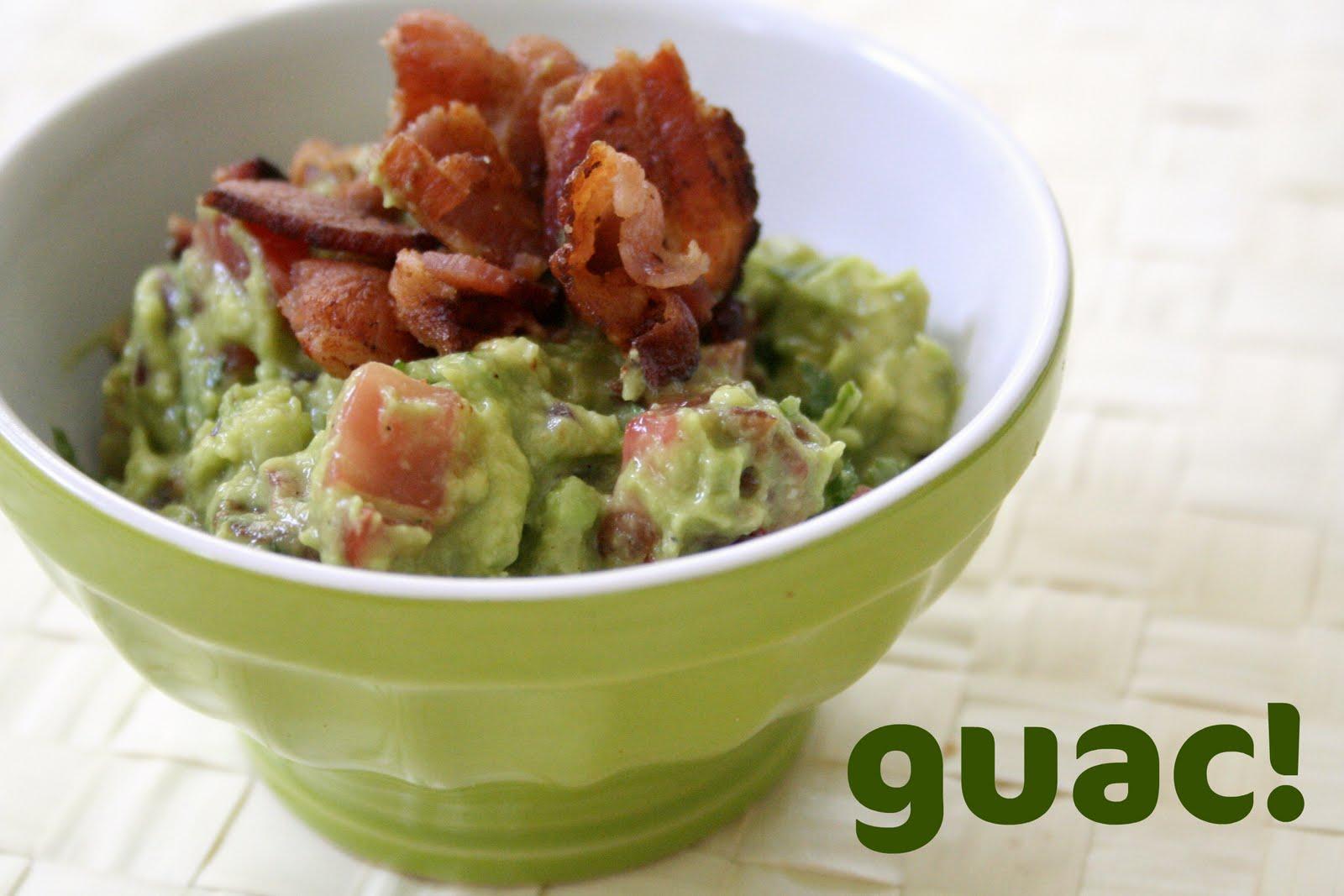 BLT Guacamole : Oven Love