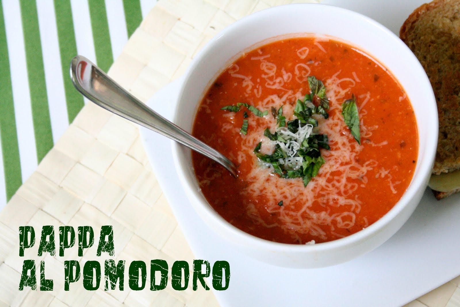 Pappa al Pomodoro (Tuscan Tomato Bread Soup) : Oven Love