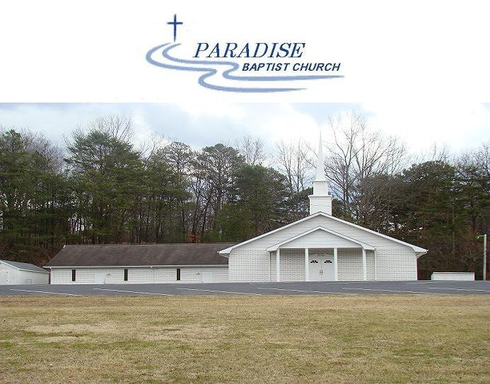 Paradise Baptist Church of Rockwood