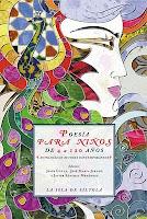 Poesía para niños de 4 a 120 años