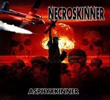 NECROSKINNER - ASPHYXKINNER
