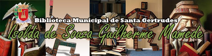 Biblioteca Municipal de Santa Gertrudes