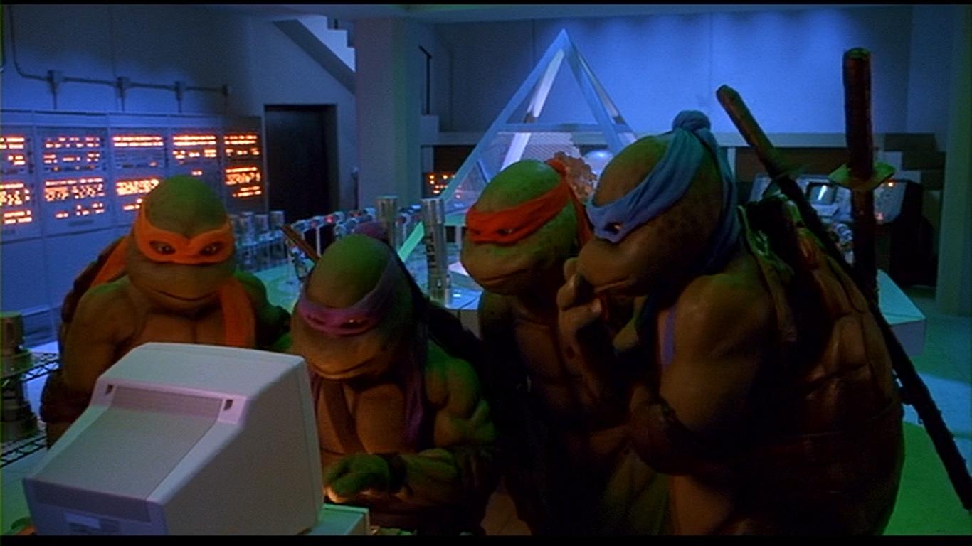 Teenage Mutant Ninja Turtles Secret of the Ooze Movie