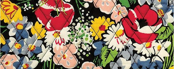 The Friendliest Flower My New Favorite Vera Bradley Patterns Delectable Vera Bradley Pattern Names