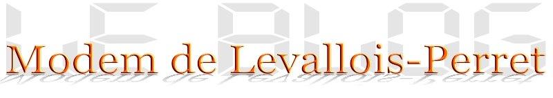 Le blog du Modem de Levallois-Perret