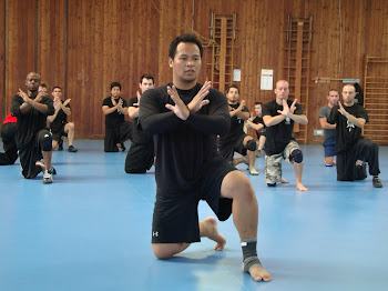 Silat Suffian in Italia