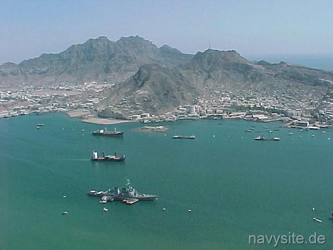 Port Aden, Yemen