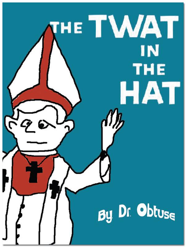 Crispian Jago's The Twat In The Hat