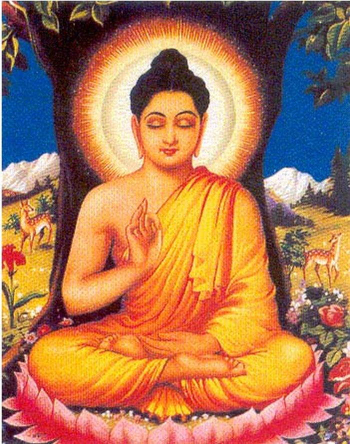 alomelo concept on god in buddhism