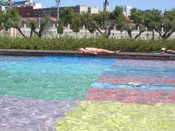 Nosolometro las piscinas abren el s bado for Piscina francos rodriguez