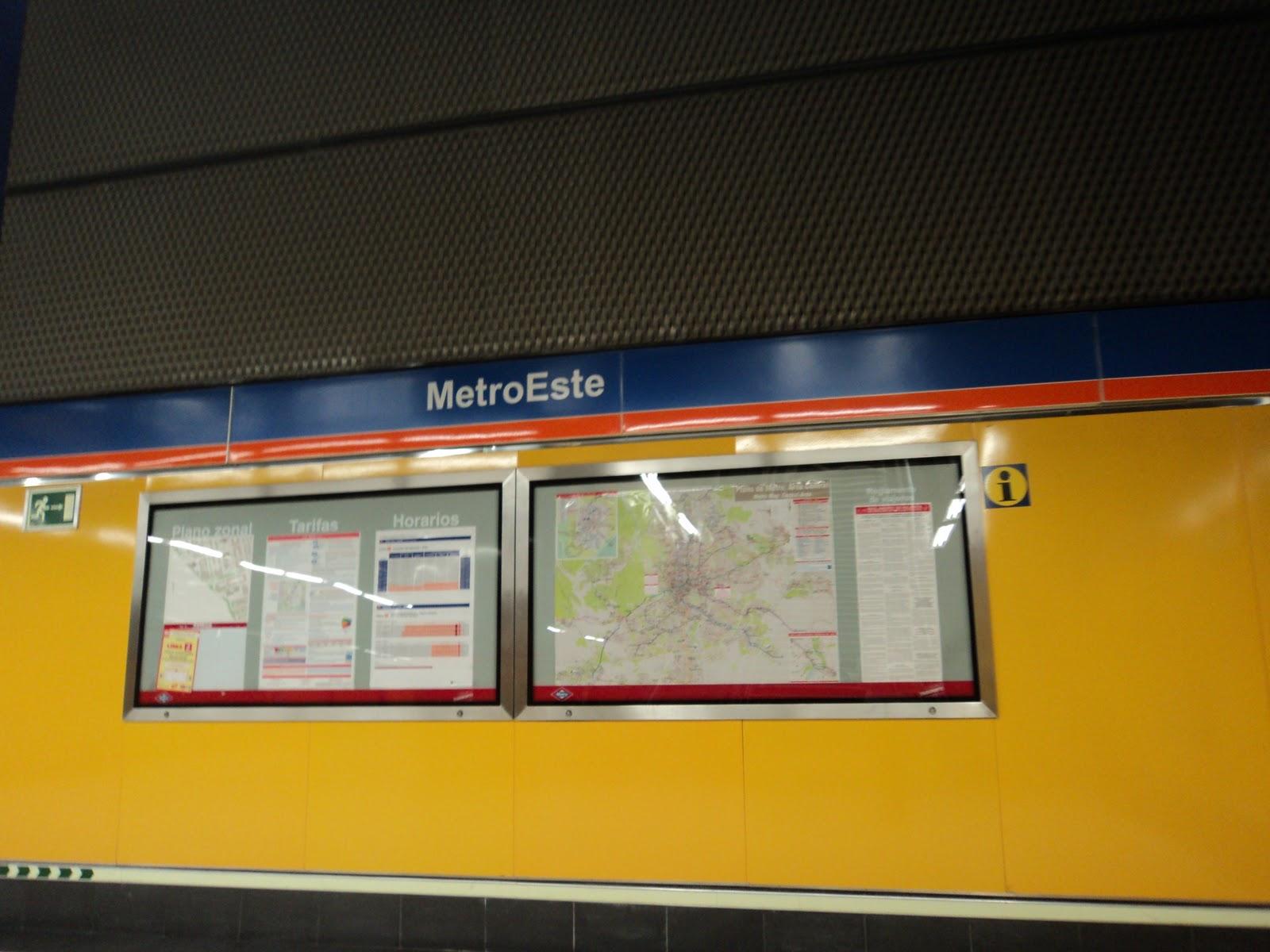Todo el MetroEste permanecerá cerrado durante unos días