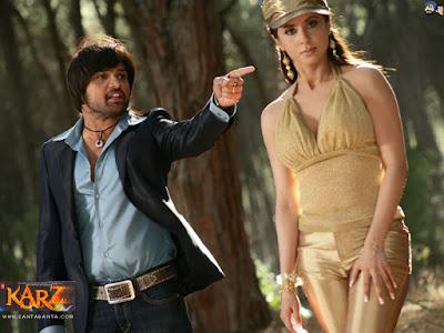 Download mp3 song of new Himesh Reshammiya's movie KARZ (2008)