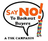 SAY NO!!! To Backout Buyers...