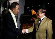 Cambodia visit October 2-26, 2010