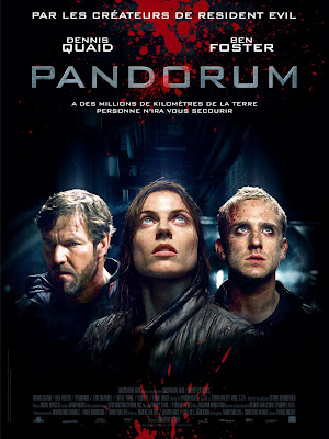 Pandorum international poster