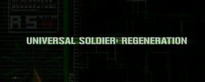 Soldado universal 3 Regeneration La película