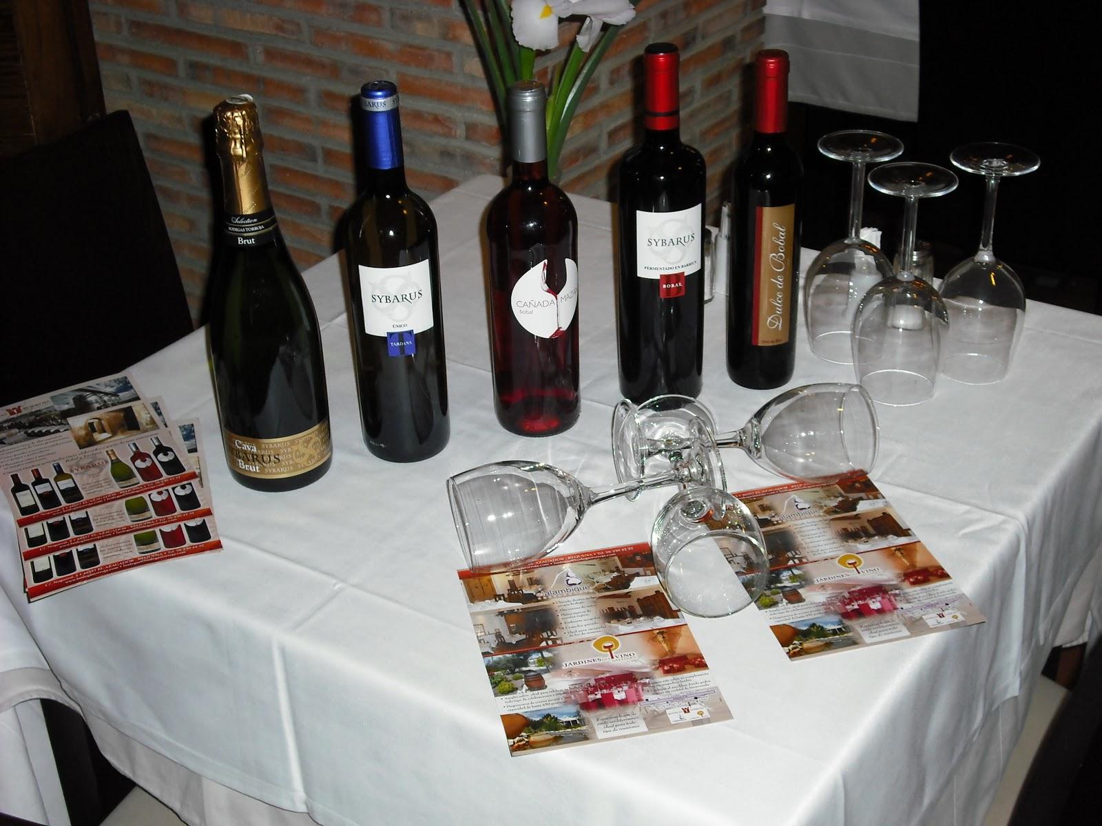 Enogourmet vinos y gastronom a maridaje en creu de la - Restaurante en pinedo ...
