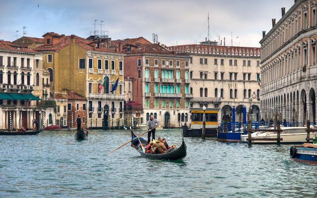 gran canale venecia