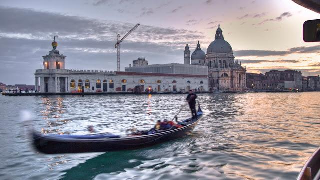 canal grande venecia