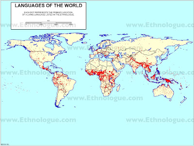 TOK Journal - Types of languages in the world
