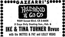 Gazzarri's add 1969