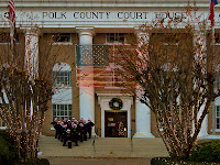 Click for a larger image of the Polk County Courthouse