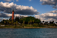 Click for Larger Image of Jupiter Inlet Lighthouse