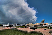 Click for Larger Image of Planes at SD Air and Space Museum
