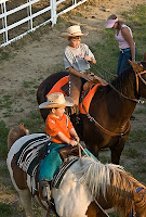 Click for Larger Image of Rodeo Event