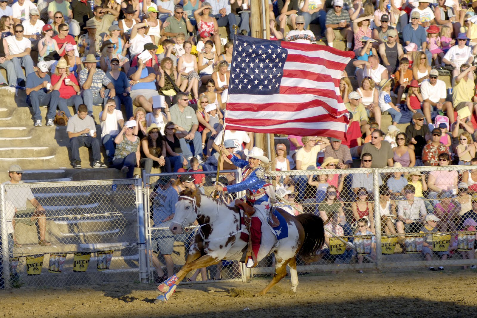 50th Annual Folsom Pro Rodeo!!!