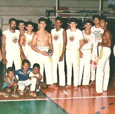 Homenagem aos amigos capoeristas que ainda continua na labuta pela capoeira