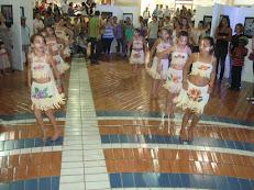 NÚCLEO DANÇA AFRO INFANTIL DO NEAFRO TAMBORES DOS MONTES