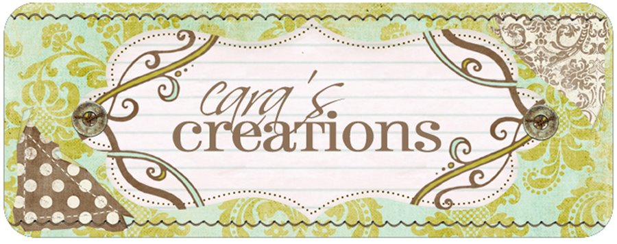 Cara's Creations Blog