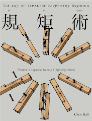 The Art of Japanese Carpentry Drawing, Volume III