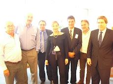 Bruselas.Cho Vito con los Eurodiputados