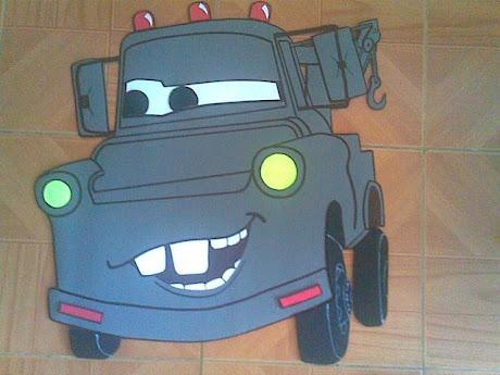 MOTIVO: CARS