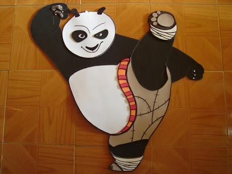 MOTIVO: KUNG FU PANDA
