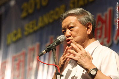 Dirty Old Man Chua Soi Lek talk big and think his sex libido can win over ...