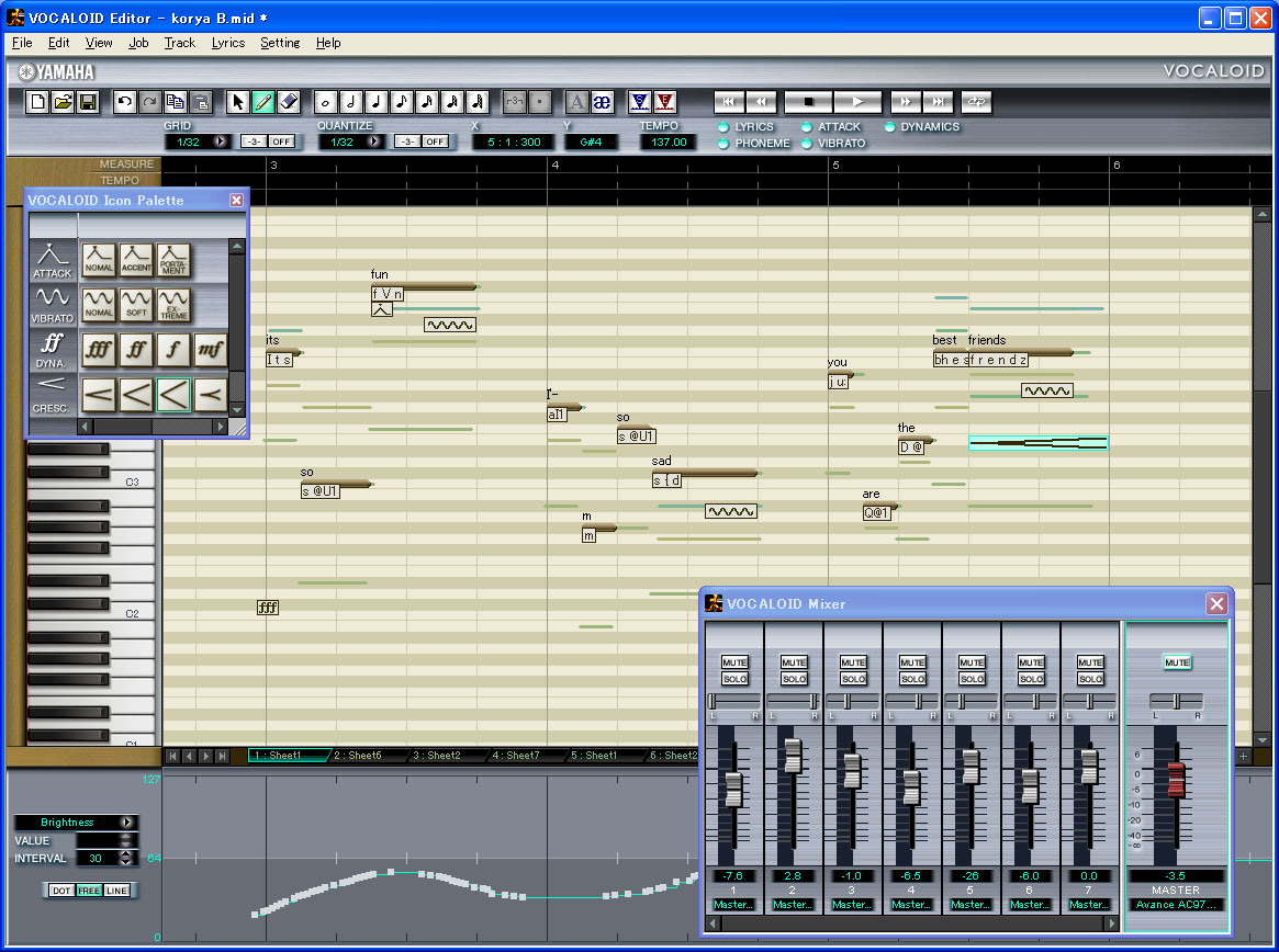 Yamaha Vocaloid Software Free Download