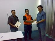 peserta Kursus Lintah Sabah