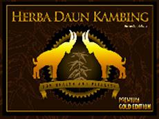 Herba Daun Kambing