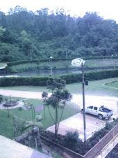 Paso sobre el Rio Bogota
