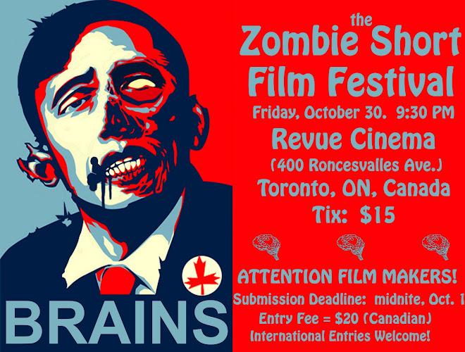 Zombie Short Film Festival