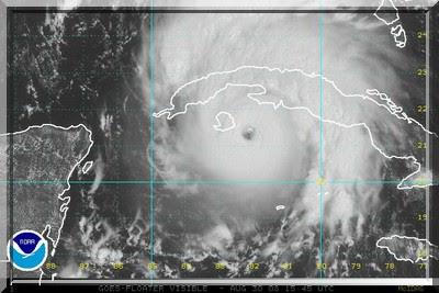 Hurrikan Gustav, Kuba, August 29 2008,, Hurrikansaison 2008, Hurricane, Sturm, storm, tormenta, Zyklon, Mexiko, Mexico, Tropische Depression, Sturm, Prognose, Zugbahn, Pazifik, Atlantik, forecast, Vorhersage