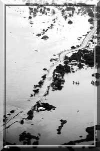Hochwasser, Ueberschwemmung, Regenzeit, Mexiko,Veracruz, Tabasco, Oaxaca, Tamaulipas und Coahuila